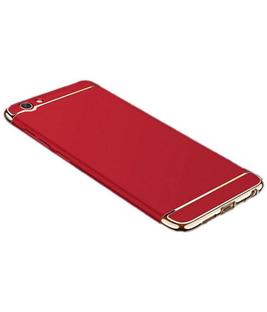Vivo Y71 Hybrid Covers JMA - Red