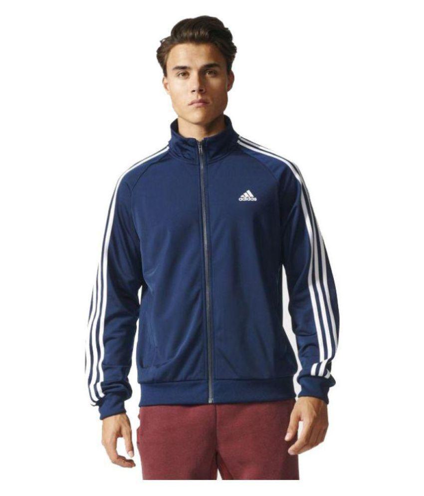 best online top fashion undefeated x Adidas Navy High Neck Sweatshirt