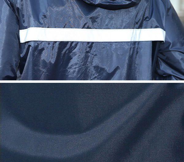Kamalife Nylon Raincoat Set - Multi Color