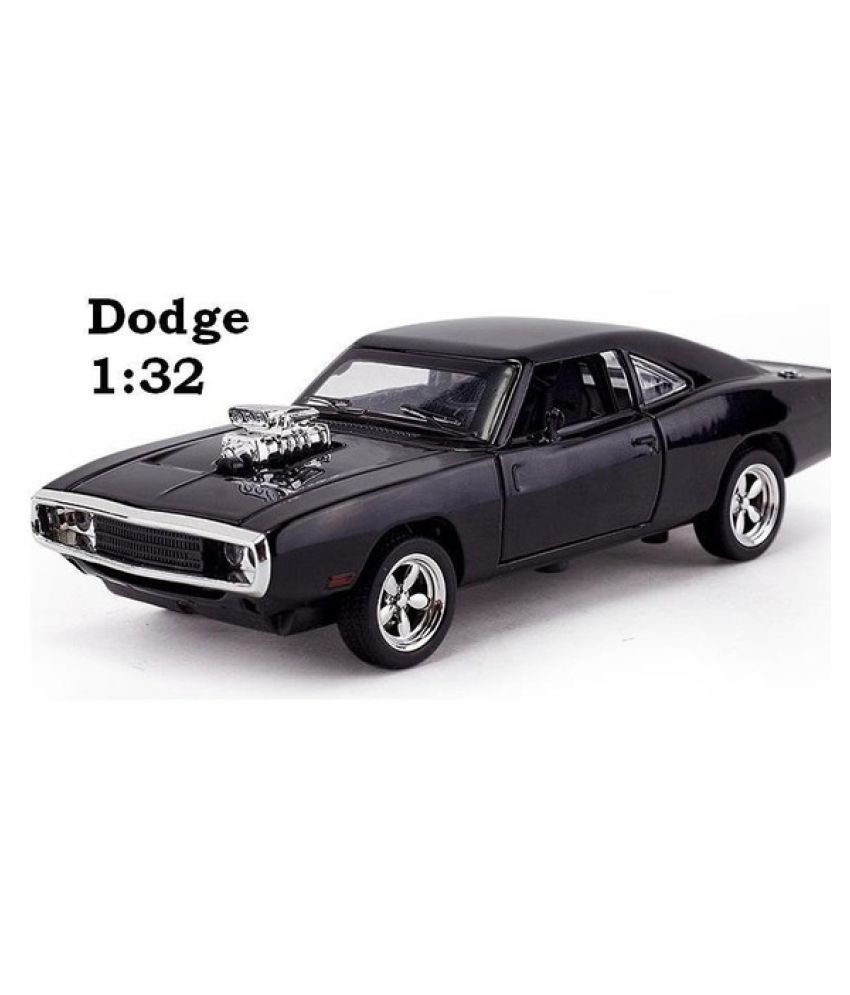 Mini Auto 132 The Fast And The Furious Dodge Charger Alloy Car