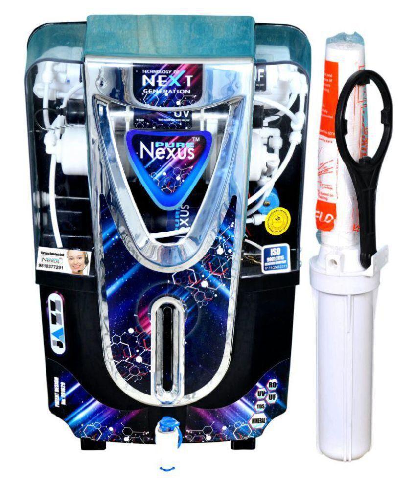 NEXUS PURE Star 1 1515 14 Ltr ROUVUF Water Purifier