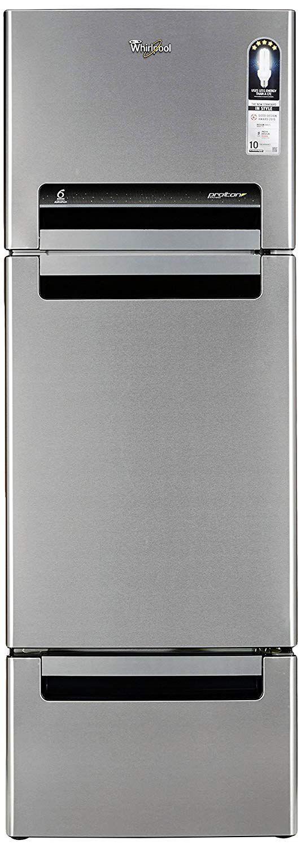 Whirlpool 300 L 3 Door Refrigerator - FP 313D Protton Royal