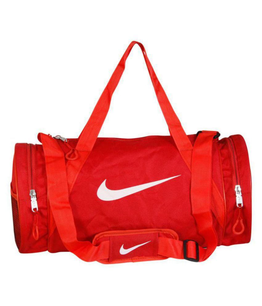 73d80d00d084 Nike Medium Nylon Gym Bag Travel Duffle Bag - Buy Nike Medium Nylon ...