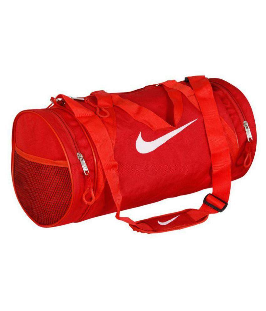 Gym Bag Nike Price: Nike Medium Nylon Gym Bag/Travel Duffle Bag Cross Bag Man