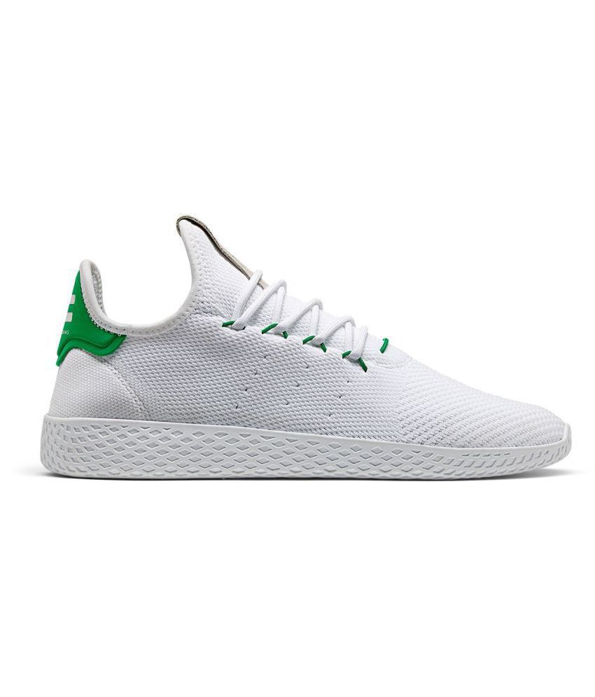 597508a23 Adidas pharrell williams White Running Shoes - Buy Adidas pharrell williams White  Running Shoes Online at Best Prices in India on Snapdeal