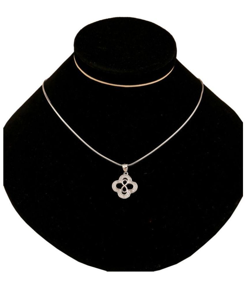 Lucky Choice 92.5 BIS Hallmarked Silver Necklace