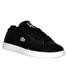 78accfc9f71e Best Selling Lacoste Footwear. Lacoste Sneakers Black Casual Shoes