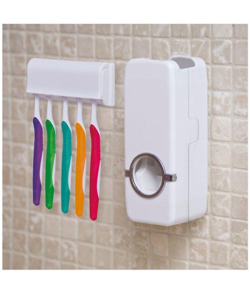 Ketsaal Plastic Toothpaste Dispensers