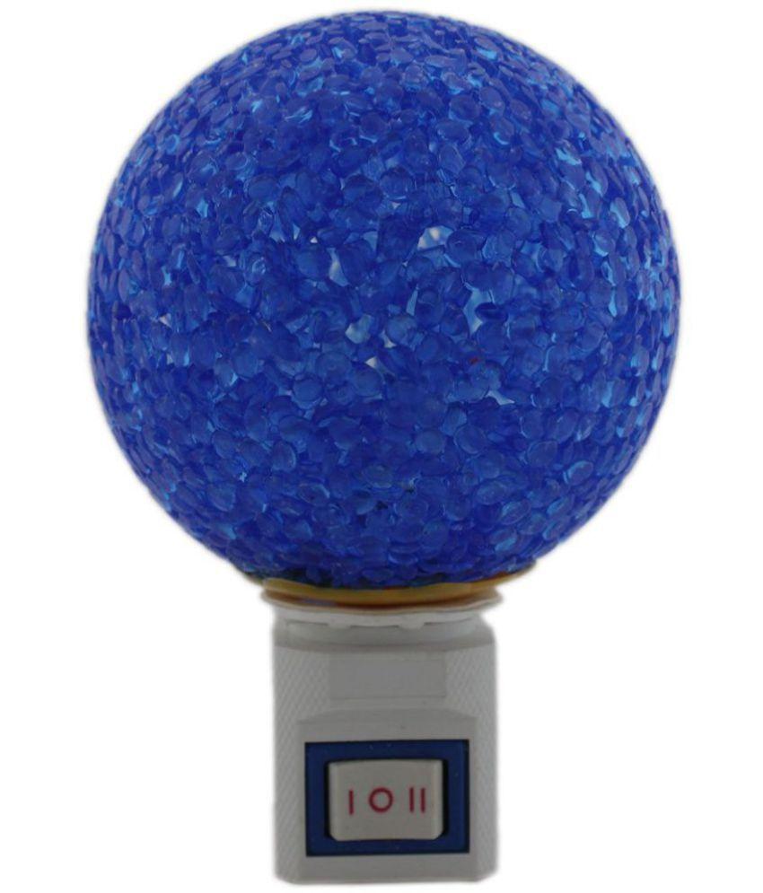 Tootpado Night Lamp Blue - Pack of 1
