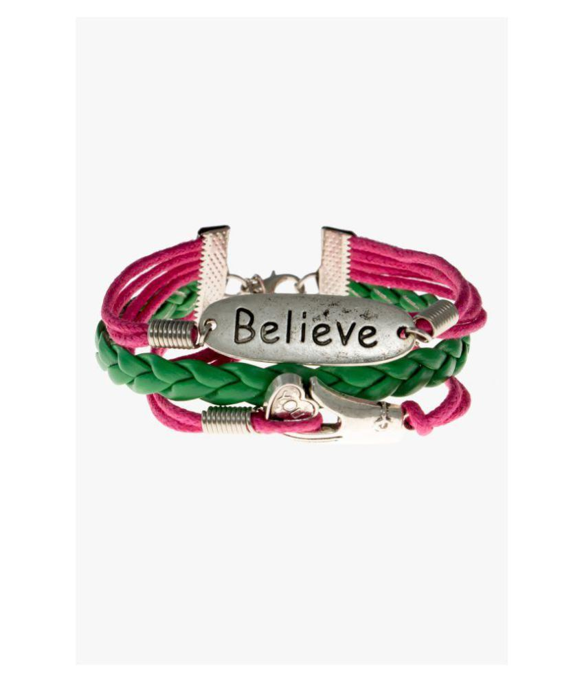 Krafftwork pink Bracelets