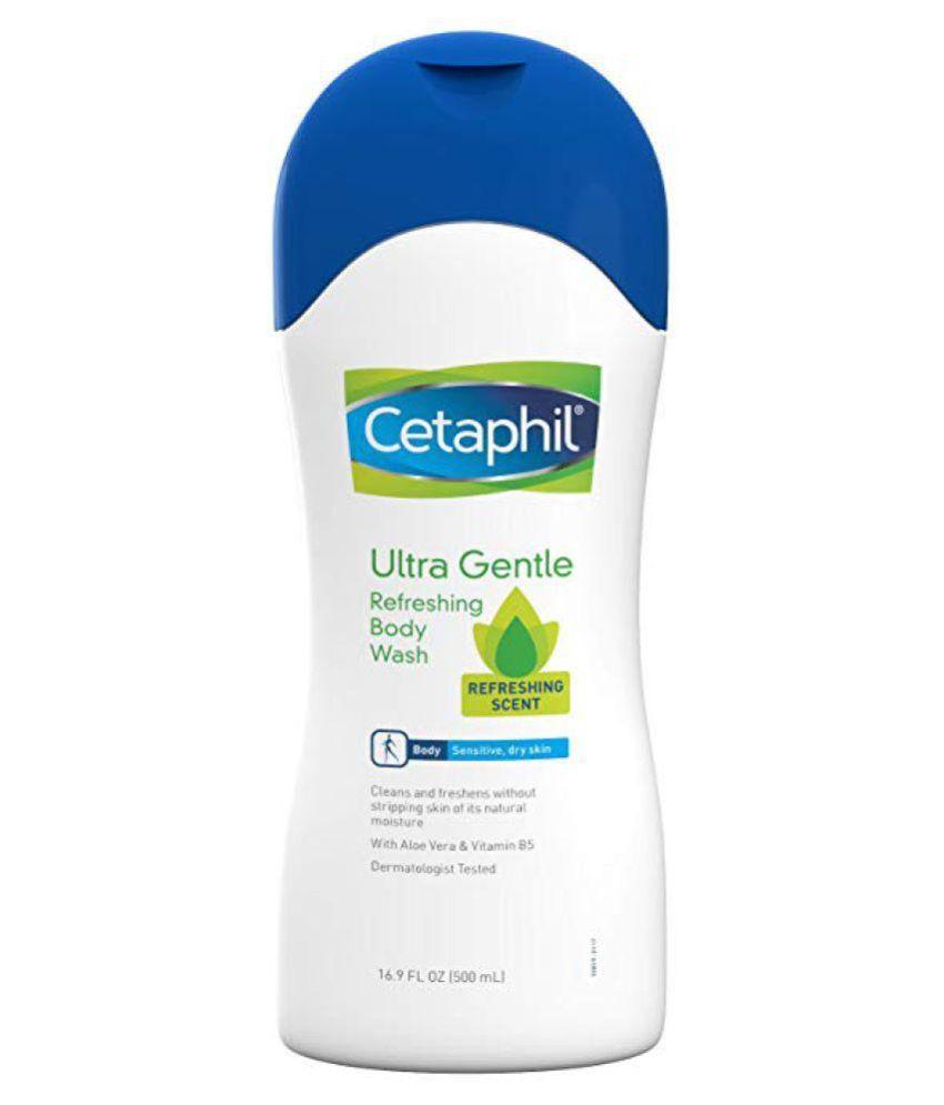 Cetaphil Body Wash 500 ml