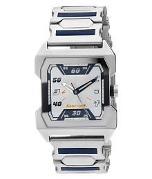Speed Time 1474 SM01 Stainless Steel Analog
