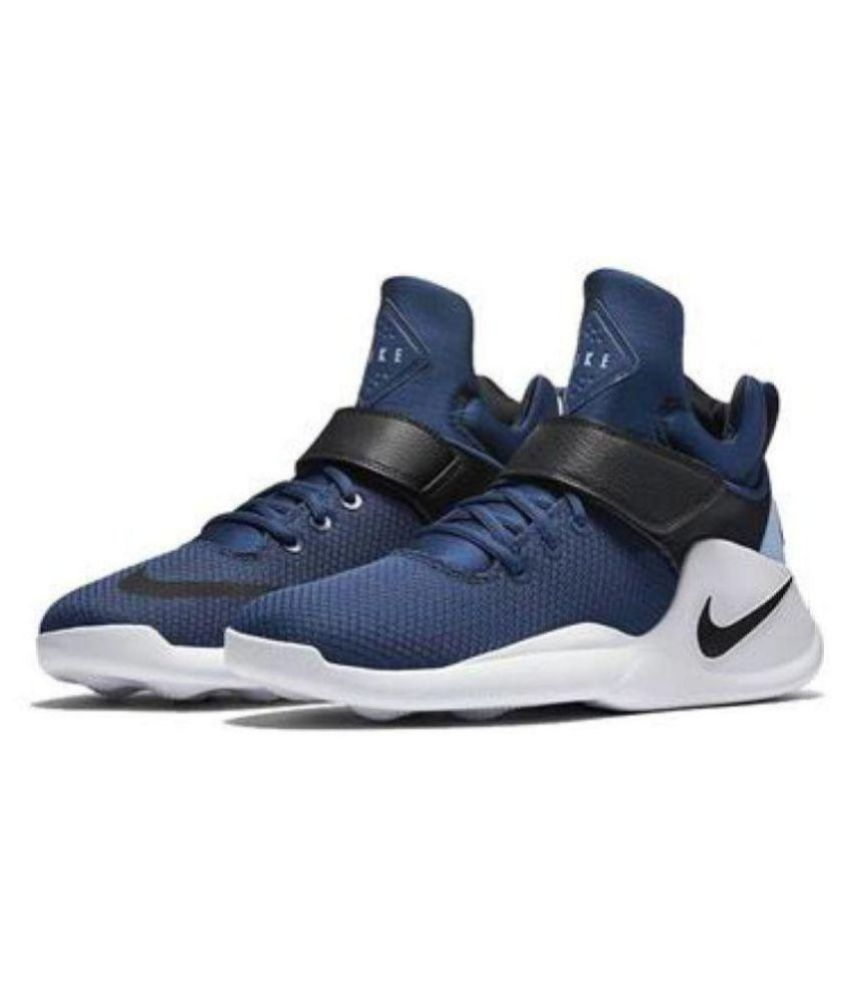 d09f372f4340f4 ... myntra nike men white kwazi mid top sneakers (9 m Nike Kwazi Blue Running  Shoes Nike Kwazi Blue Running Shoes ... Buy ...