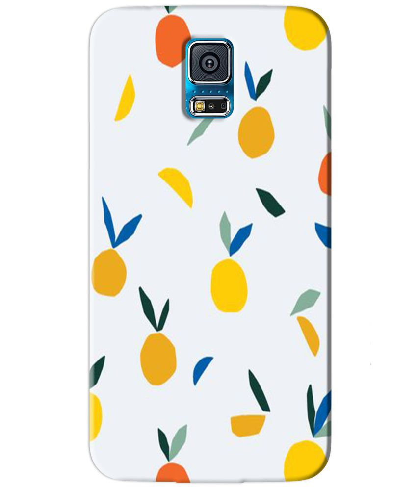 Samsung Galaxy S5 Printed Cover By Tecozo 3d Printed Cover