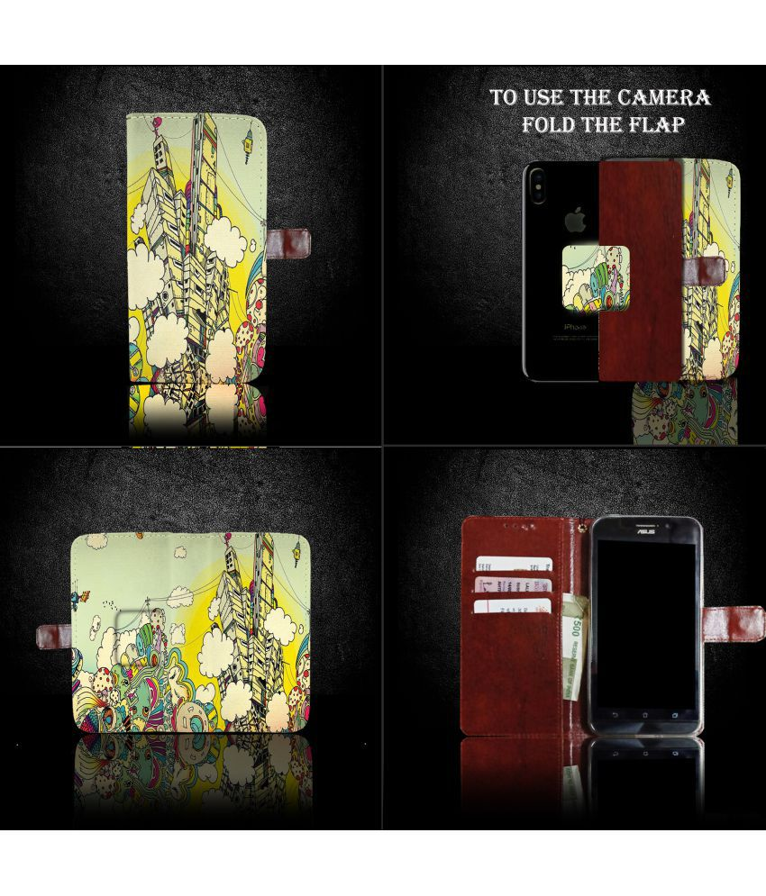 newest c9824 95ccb Samsung Galaxy Mega 5.8 Flip Cover by Snooky - Multi - Flip Covers ...