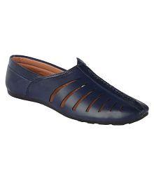 RSV Blue Designer Shoe
