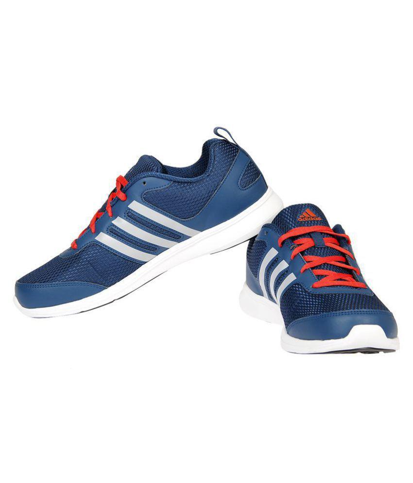 Adidas YKING M Blue Running Shoes - Buy Adidas YKING M Blue Running ... 3734d8ed6
