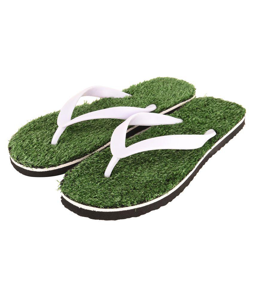 d9d3309ca36b DRUNKEN Green Thong Flip Flop Price in India- Buy DRUNKEN Green ...
