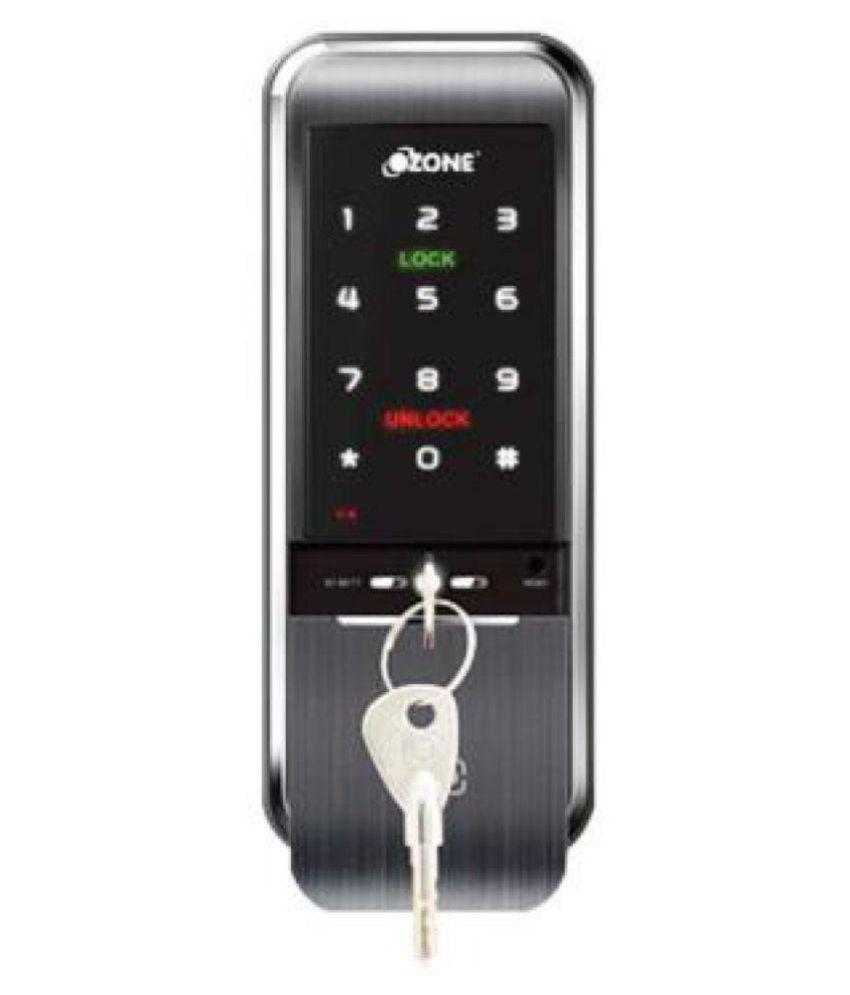 OZONE DIGITAL DOOR LOCK WITH RFID CARD & USER PIN CODE ACCESS