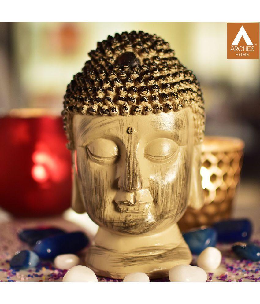 Archies Buddha Polyresin Idol