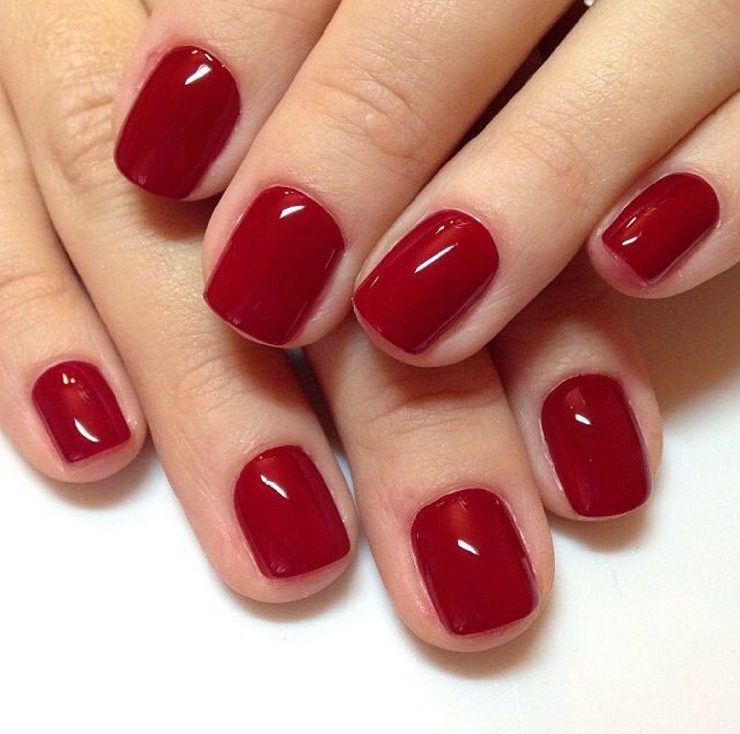 SPERO VOV Nail Polish Red Matte 6Gram gm