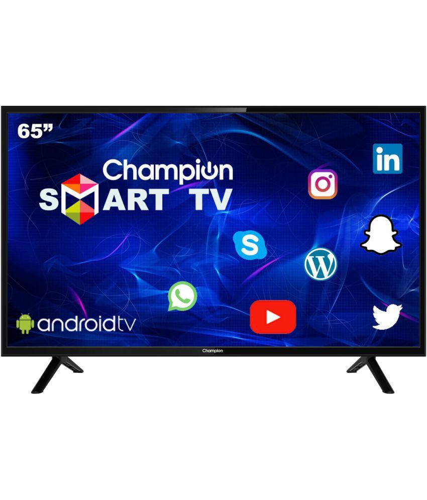 Champion Champ65smart 165.1 cm ( 65 ) Full HD (FHD) LED Television