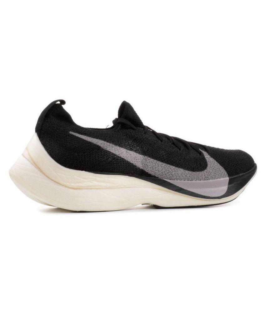 c79d31276e8e Nike Zoom Vaporfly Elite Eliud Kipchoge Black Running Shoes - Buy Nike Zoom  Vaporfly Elite Eliud Kipchoge Black Running Shoes Online at Best Prices in  India ...