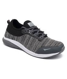 ASIAN ENERGY-04 Gray Running Shoes