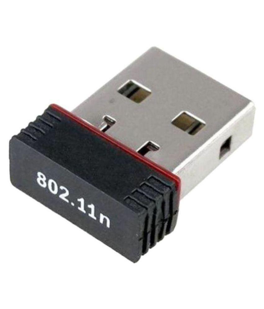 450Mbps Wireless 802.11N NANO 450 4G Black