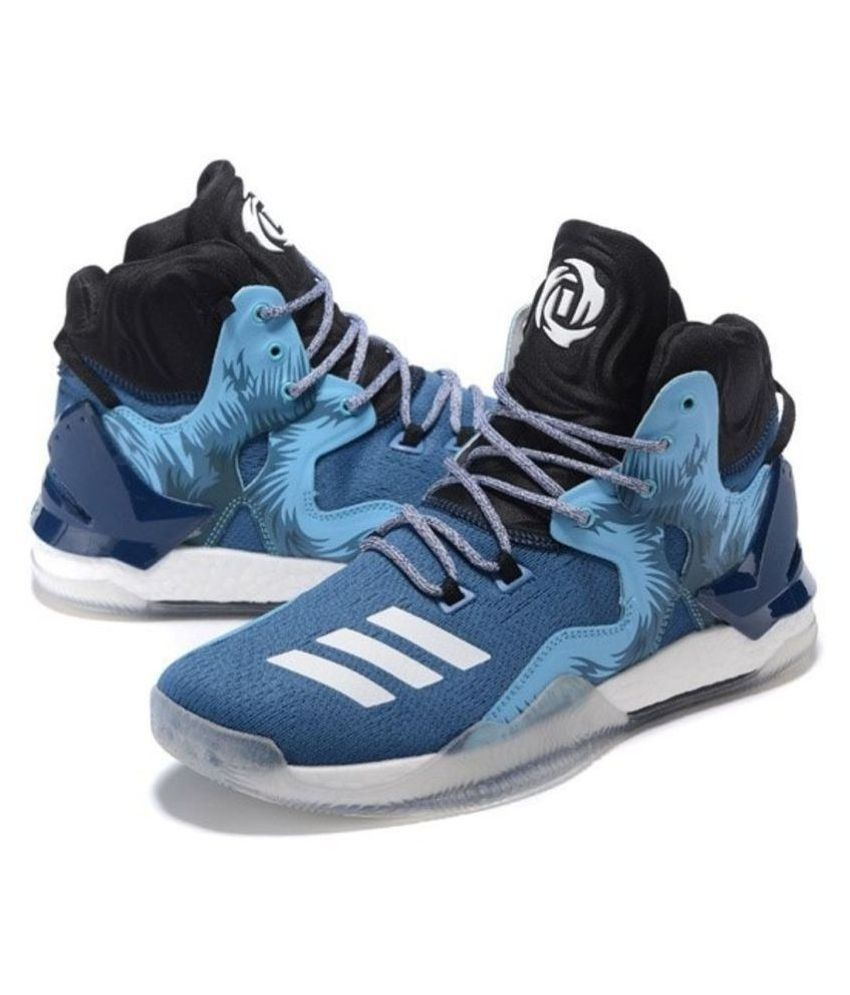 242c110a3af9 Adidas D ROSE 7 PRIMEKNIT Navy Basketball Shoes - Buy Adidas D ROSE 7  PRIMEKNIT Navy Basketball Shoes Online at Best Prices in India on Snapdeal