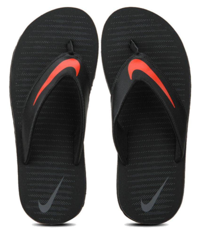 6c6065c22a45 Nike Red Thong Flip Flop Price in India- Buy Nike Red Thong Flip Flop Online  at Snapdeal