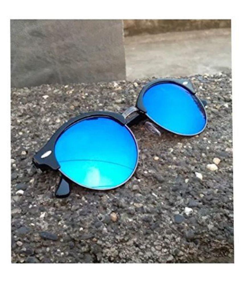 REX Blue Aviator Sunglasses ( 89 )