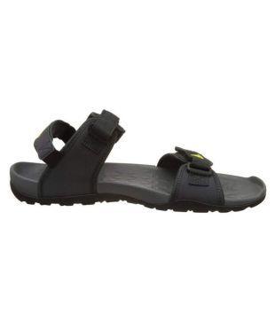 Adidas Hoist M Black Floater Sandals