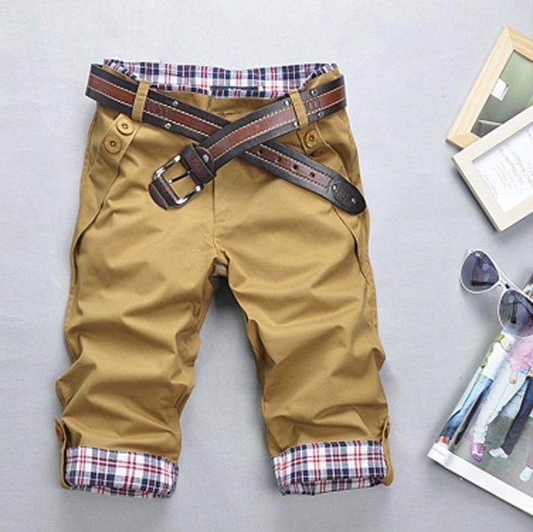 ZXG Beige Shorts