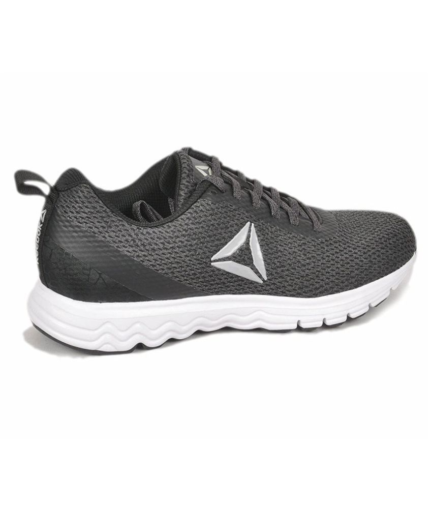 1e4ee024bba Reebok Zoom Runner Gray Running Shoes - Buy Reebok Zoom Runner Gray Running  Shoes Online at Best Prices in India on Snapdeal