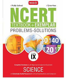 NCERT Exercises + Exemplar Solutions Science Class 9