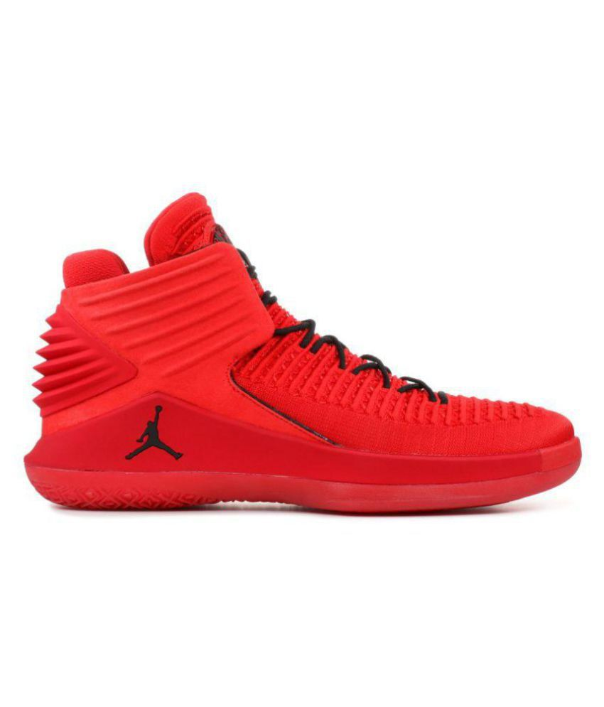 exclusive range high quality latest design Jordan Red Basketball Shoes