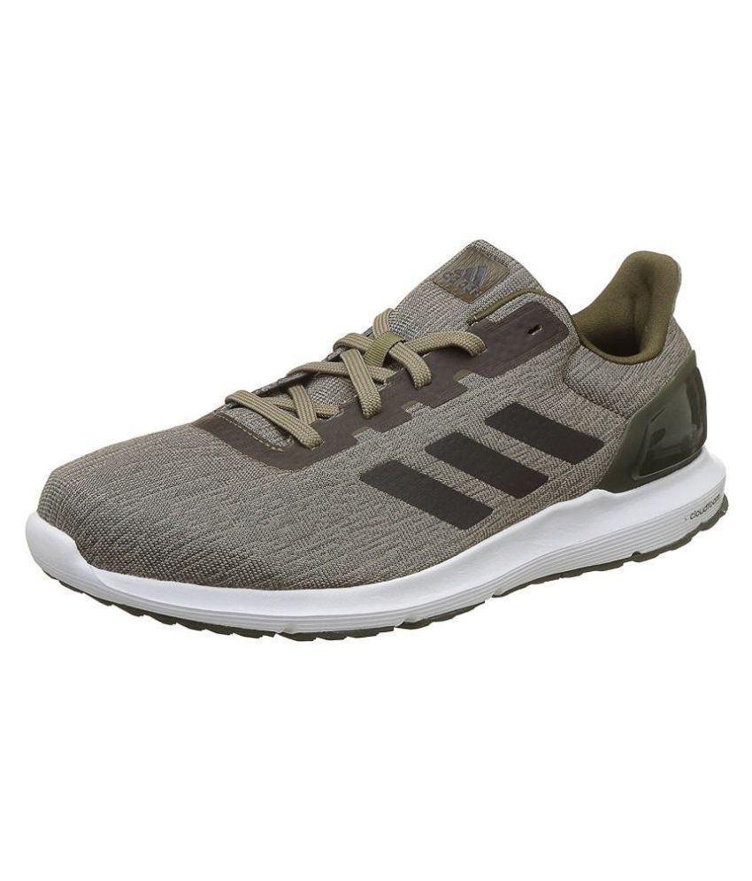 new styles a16af f5cb6 Adidas COSMIC 2 M Gray Running Shoes - Buy Adidas COSMIC 2 M Gray Running  Shoes Online at Best Prices in India on Snapdeal