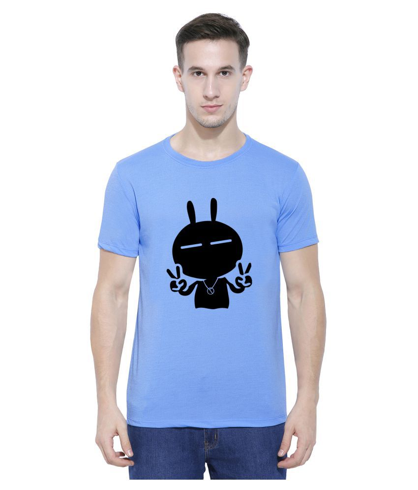 Snoby Brown Round T-Shirt Pack of 1
