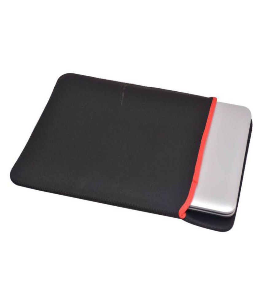 Terabyte Black Laptop Sleeves
