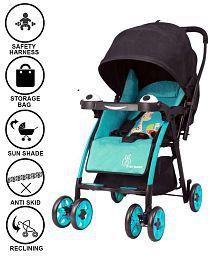 R for Rabbit Blue Stroller