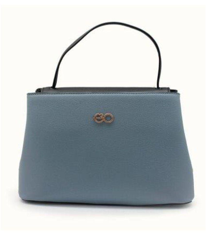 E2O Fashion Blue P.U. Handheld