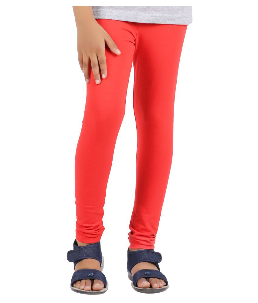 5c89a622f GREENWICH GIRLS RED, FUCHSIA AND GREEN LEGGINGS - PACK OF 3 - Buy ...