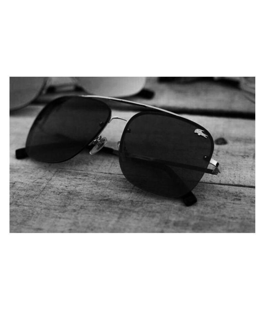 01ddf3f94b2 LACOSTE SUNGLSS Black Square Sunglasses ( 1109 ) - Buy LACOSTE SUNGLSS  Black Square Sunglasses ( 1109 ) Online at Low Price - Snapdeal