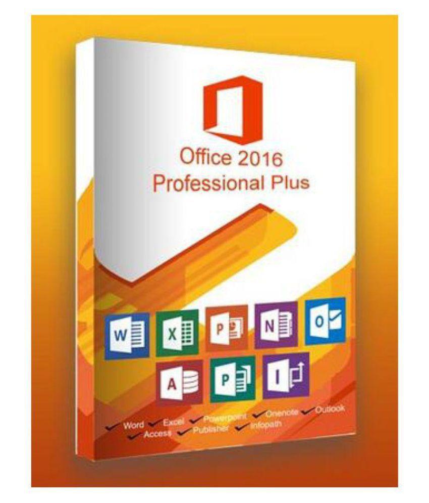Microsoft office 2016 professional plus 32/64 bit | Office 2016