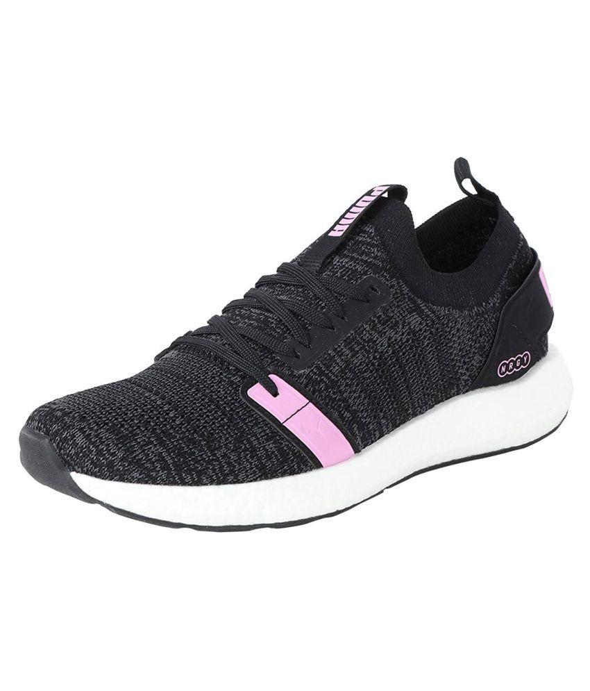 Puma NRGY Neko Engineer Knit Wns Running Shoes Black: Buy ...