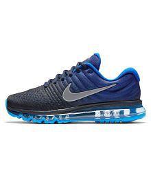 Nike AIRMAX 2017 ALL COLOUR Blue Running Shoes