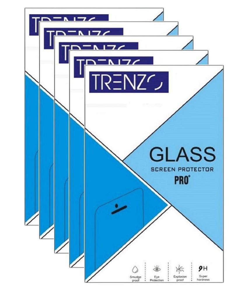 Vivo V9 Youth Tempered Glass Screen Guard By TRENZO