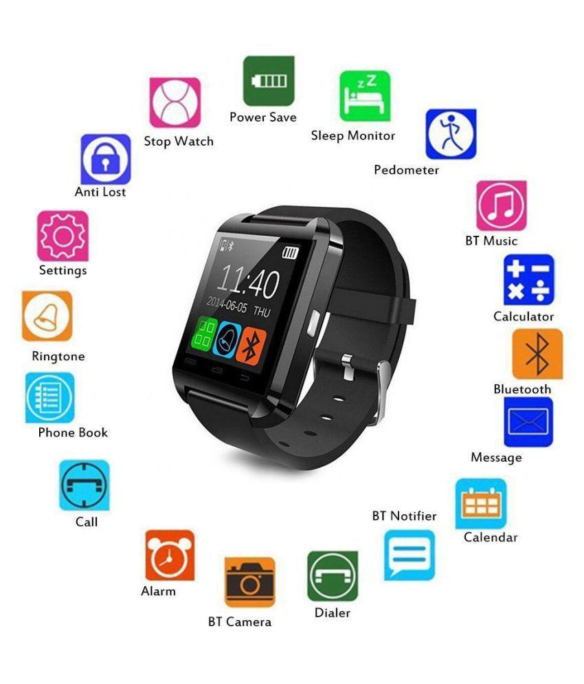 Bingo U8 Smart Watches