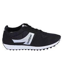 UniStar Black Running Shoes